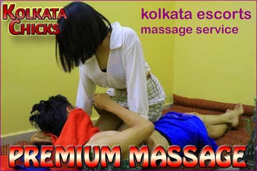 kolkata escorts massage service